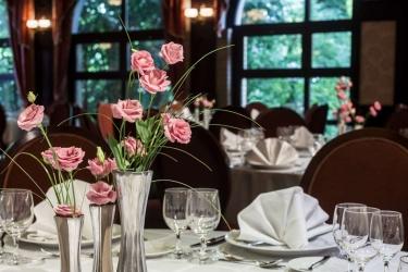Hotel Grand Margaret Island: Restaurant BUDAPEST