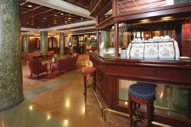 Hotel Grand Margaret Island: Bar BUDAPEST