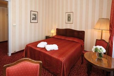 Danubius Grand Hotel Margitsziget: Hoteldetails BUDAPEST