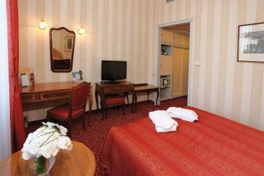 Danubius Grand Hotel Margitsziget: Hotel detail BUDAPEST