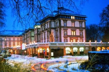 Danubius Grand Hotel Margitsziget: Exterior BUDAPEST