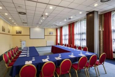 Danubius Grand Hotel Margitsziget: Meeting Room BUDAPEST