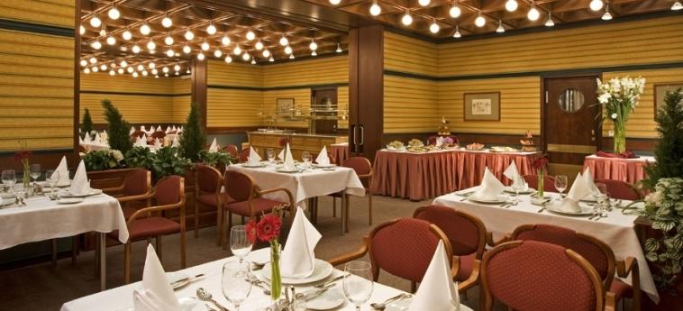 Danubius Hotel Flamenco: Restaurante BUDAPEST