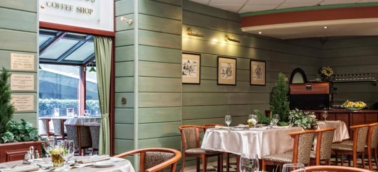 Danubius Hotel Flamenco: Caffetteria BUDAPEST