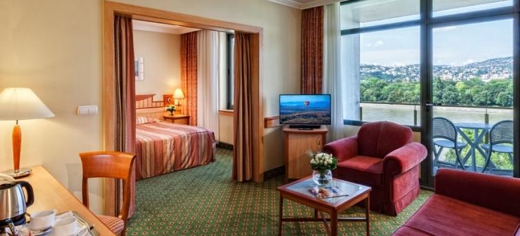 Danubius Hotel Helia: Apartamento BUDAPEST