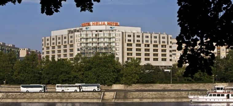 Danubius Hotel Helia: Außen BUDAPEST