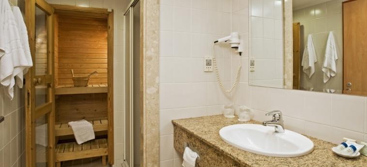 Danubius Hotel Helia: Zimmer Suite BUDAPEST