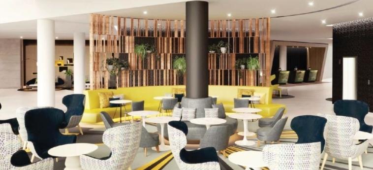 Danubius Hotel Helia: Lobby BUDAPEST
