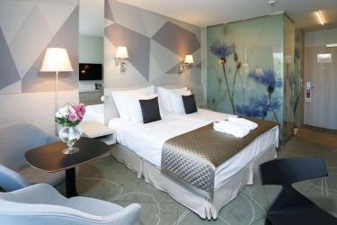 Hotel Danubius Health Spa Resort Margitsziget: Habitacion Suite BUDAPEST