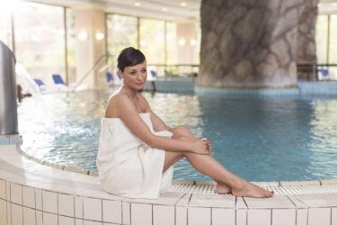 Hotel Danubius Health Spa Resort Margitsziget: Spa BUDAPEST