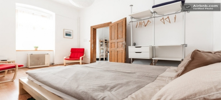 Hotel Zichy: Chambre Double BUDAPEST