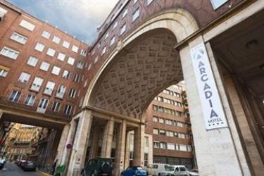 Arcadia Hotel Budapest: Bains Turcs BUDAPEST