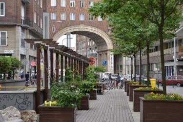 Arcadia Hotel Budapest: Exterieur BUDAPEST