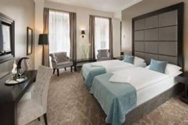 Arcadia Hotel Budapest: Map BUDAPEST