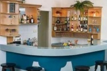 Hotel Bara: Bar BUDAPEST