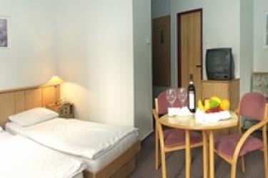 Hotel Pilvax: Habitaciòn Doble BUDAPEST