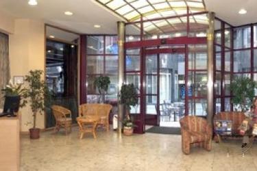 Hotel Pilvax: Recepción BUDAPEST