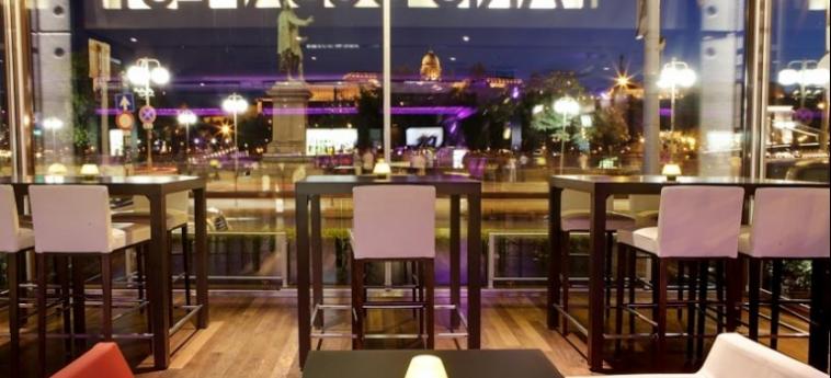 Hotel Sofitel Budapest Chain Bridge: Bar Interno BUDAPEST