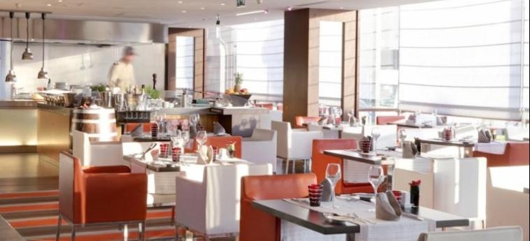 Hotel Sofitel Budapest Chain Bridge: Restaurante BUDAPEST