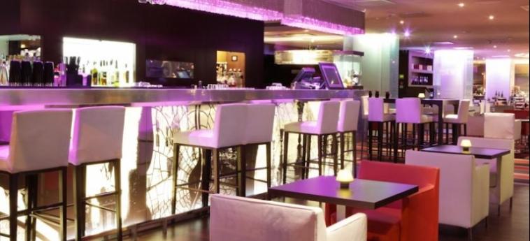 Hotel Sofitel Budapest Chain Bridge: Bar BUDAPEST