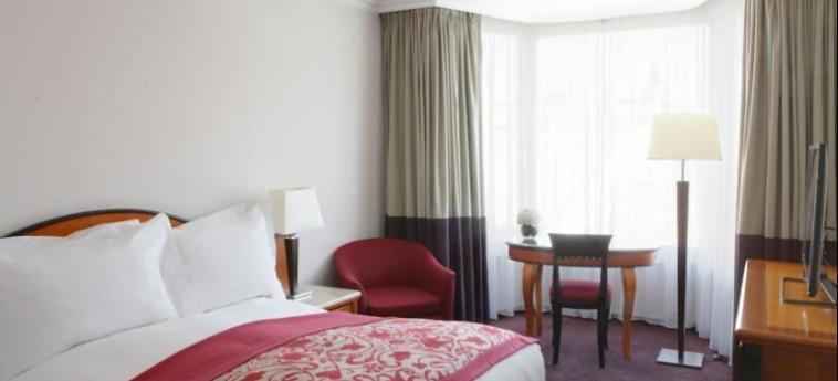 Hotel Sofitel Budapest Chain Bridge: Camera Matrimoniale/Doppia BUDAPEST