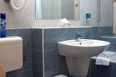 Burg Hotel: Cuarto de Baño BUDAPEST