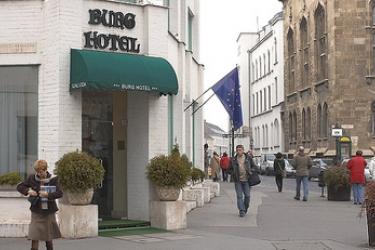 Burg Hotel: Exterior BUDAPEST
