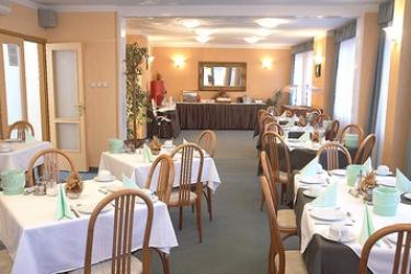 Burg Hotel: Sala de Desayuno BUDAPEST