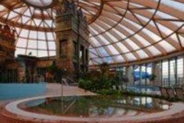 Hotel Aquaworld Resort Budapest: Piscina Exterior BUDAPEST