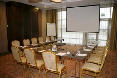Hotel Aquaworld Resort Budapest: Sala Reuniones BUDAPEST