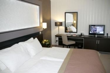 Hotel Aquaworld Resort Budapest: Doppelzimmer BUDAPEST