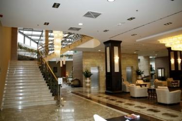 Hotel Aquaworld Resort Budapest: Hotelhalle BUDAPEST