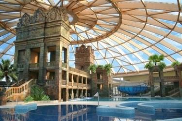 Hotel Aquaworld Resort Budapest: Innen BUDAPEST