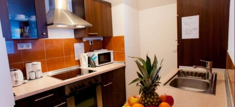 Mango Aparthotel And Spa: Apartement - Detail BUDAPEST