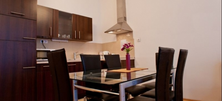 Mango Aparthotel And Spa: Apartment BUDAPEST