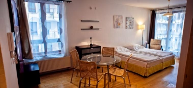 Mango Aparthotel And Spa: Chambre Double BUDAPEST