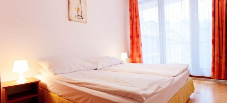 Mango Aparthotel And Spa: Chambre BUDAPEST