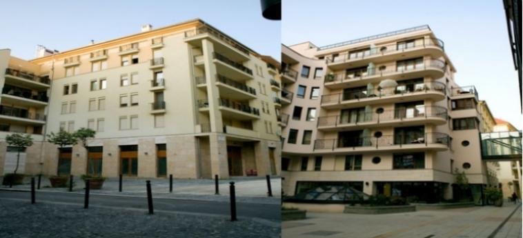 Mango Aparthotel And Spa: Dettagli Strutturali BUDAPEST