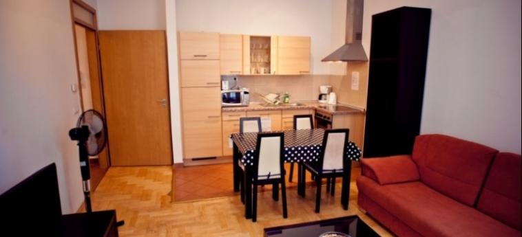 Mango Aparthotel And Spa: Intérieur BUDAPEST