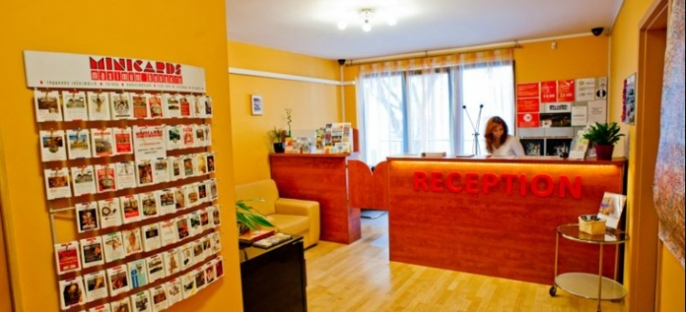 Mango Aparthotel And Spa: Reception BUDAPEST