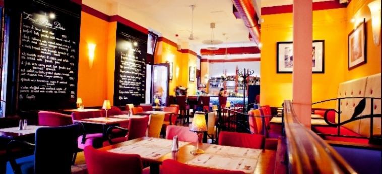 Mango Aparthotel And Spa: Restaurant BUDAPEST