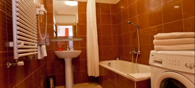 Mango Aparthotel And Spa: Salle de Bains BUDAPEST