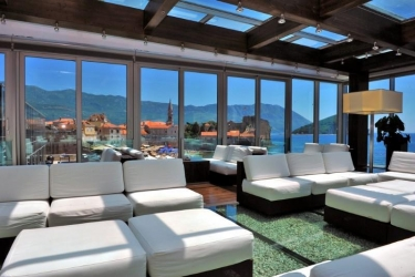 Hotel Avala Resort & Villas: Bar BUDVA
