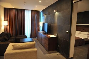 Hotel Avala Resort & Villas: Stanza degli ospiti BUDVA