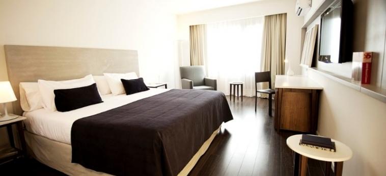 Hotel Dazzler Recoleta: Schlafzimmer BUENOS AIRES