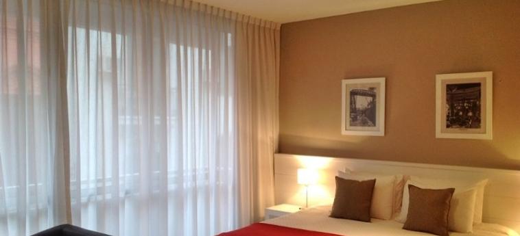 Hotel Riva Urban Loft: Bedroom BUENOS AIRES