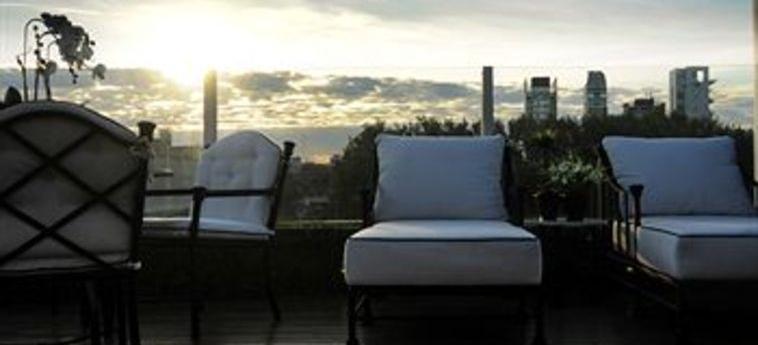 1828 Smart Hotel: Terrazza BUENOS AIRES
