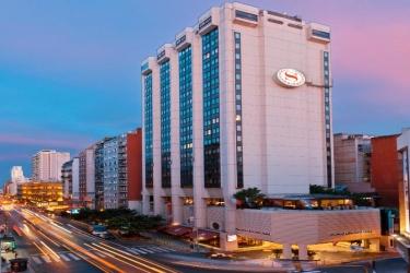 Hotel Sheraton Libertador: Exterieur BUENOS AIRES
