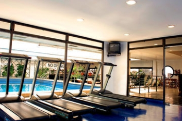 Hotel Sheraton Libertador: Health Club BUENOS AIRES