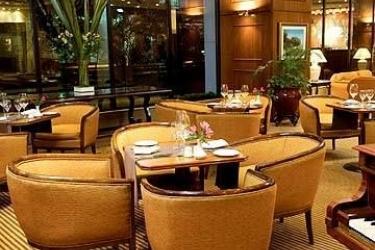 Hotel Sheraton Libertador: Lounge Bar BUENOS AIRES
